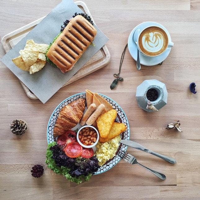 New Cafe In Seri Petaling