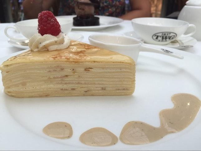Indulgent Crepe Cake