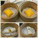 Mango Pancake X1, Durian Pancake X1, Mango Chee Cheong Fun X1