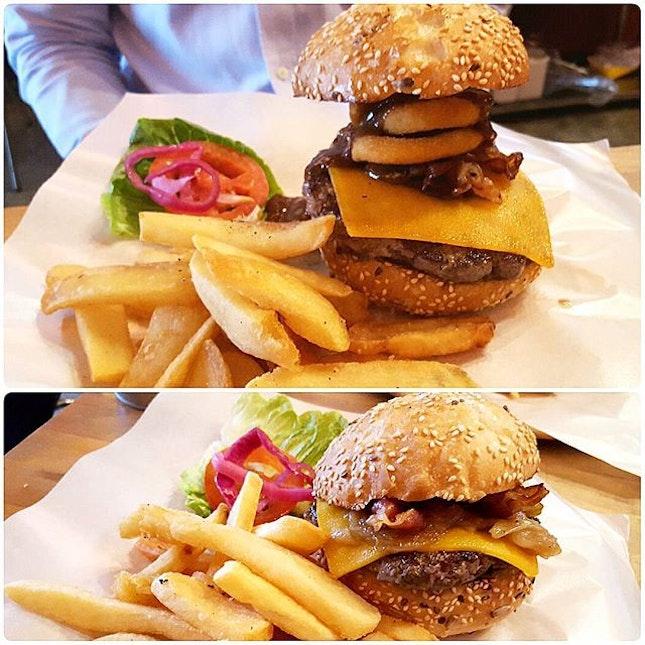 Burgers & BARS