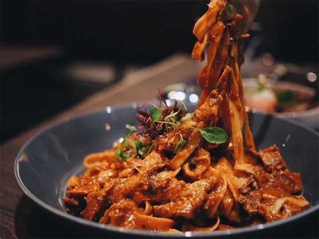 Amo, the 3 month old Italian restaurant concept by the ilLido Group is the latest restaurant to join good company at Hong Kong Street.