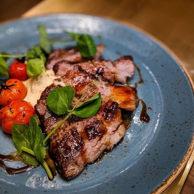 What was once a butcher's secret is now argubly the best cut of an iberian pork.