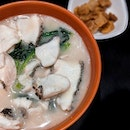 Before all the Piao Jis and Han Kees came about, Swee Kee, or Ka-Soh was the OG fish soup place.