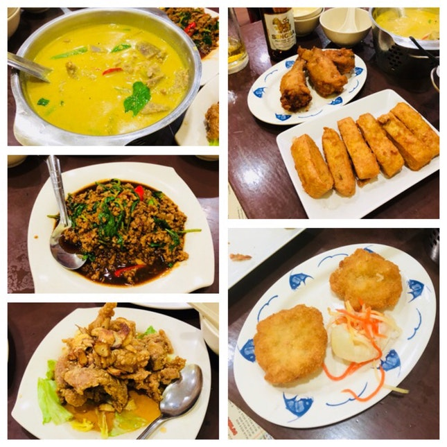 Average Thai Food