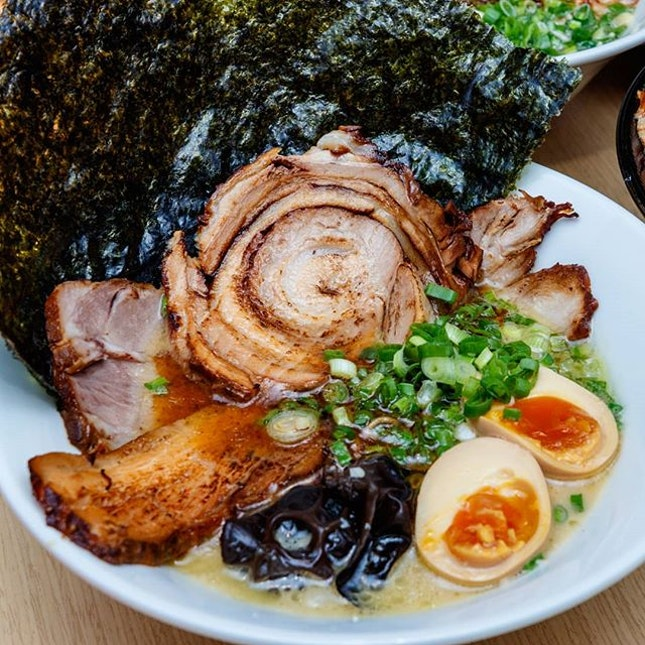Ramen Hitoyoshi recently opened a new branch at City Square Mall with an extensive Japanese menu consisting of ramen, rice bowls and sides.
