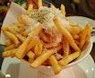 Truffle Fries $12