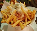 Truffle Fries $12