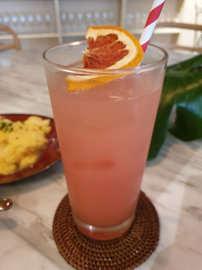 Grapefruit And Ginger $8