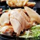 Truffle Chicken Rice $8