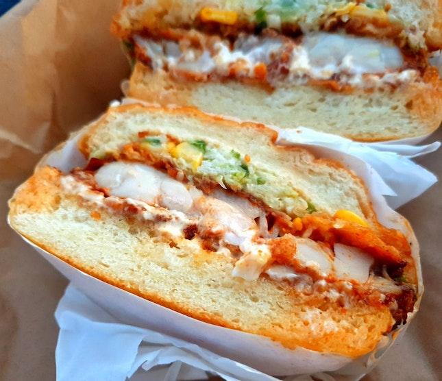 Fried Chicken Sandwich $16