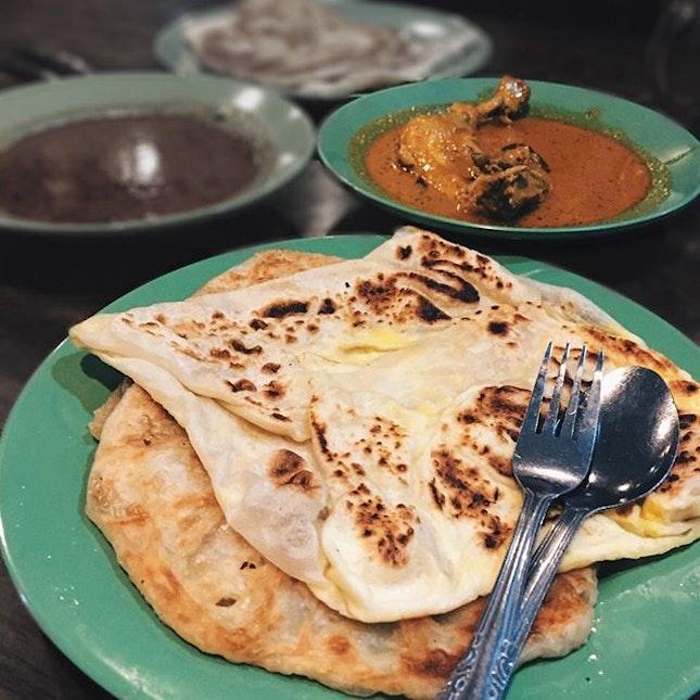pratas for lunch just now 👍🏻#vsco #vscocam #vscofood #food #foodporn #sgfood #eatoutsg #burpple #burpplesg