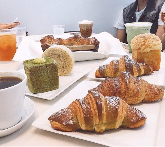 Croissant Feast