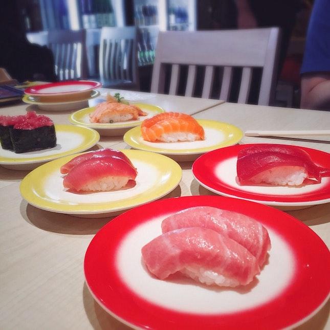 Tuna galore