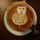 Nice coffee in the evening ~ #coffee #fun #drinks