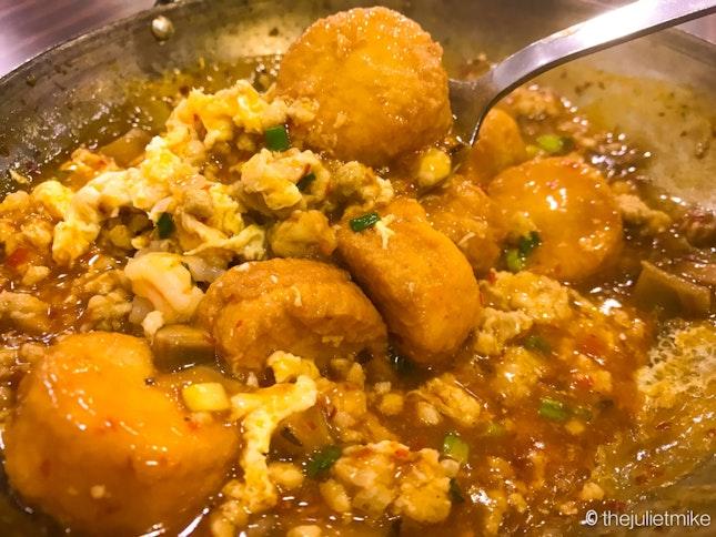 Mini Wok Tofu