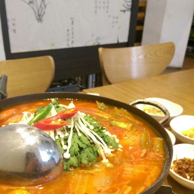 Togi's Army Stew