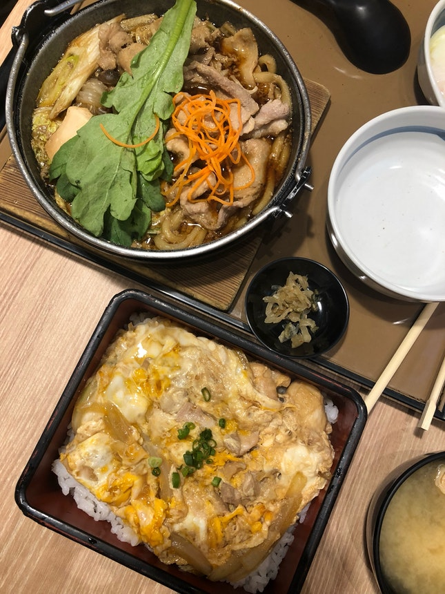 Affordable & Nice Jap Food (~$15-20 Per Pax)