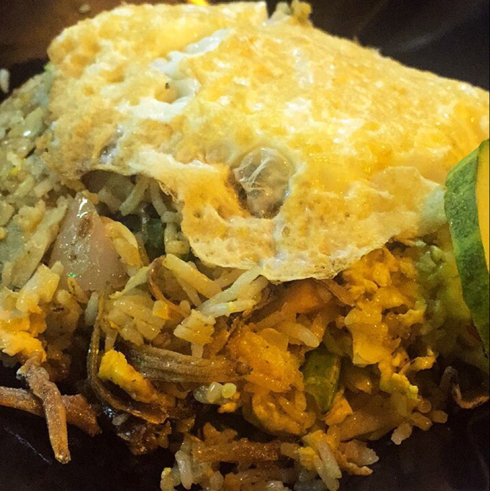 Fried Rice Ikan Bilis ($5++)