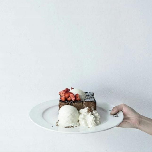 Strawberry Shibuya Toast