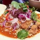 店小二 with the energy puffs  #eatmusttag #burpple #burpplesg #vscofood #foodsg #eatoutsg #sgfoodies #sgeats #sgfood #foodpornsg