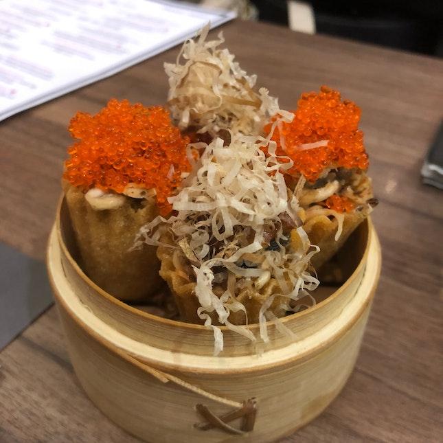 Samurai Kueh Pie Tee [$7.80++/4pcs]