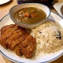 Katsu Pork Rice [$23++]
