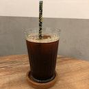 Iced Long Black [$5.50]