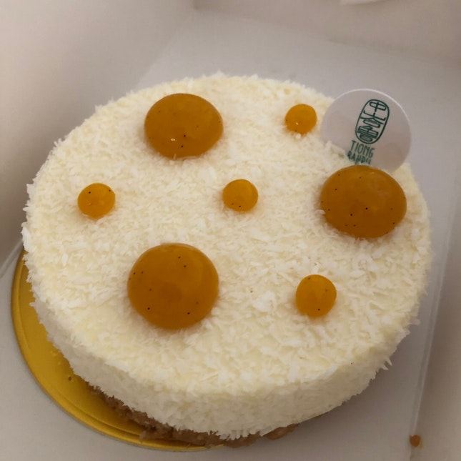 Coconut Cheesecake [$10.10]