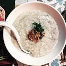 Wok Hei Porridge [$20++]