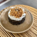 Black Sesame Cake [$7]