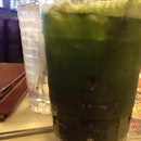 Wheatgrass Drink. Ipoh