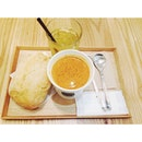 Soup stock Toyko / crab bisque