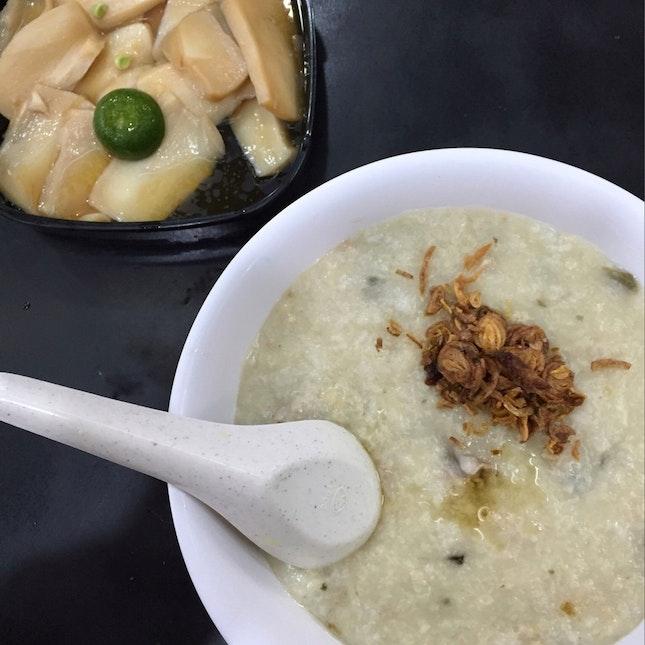 Signature Porridge