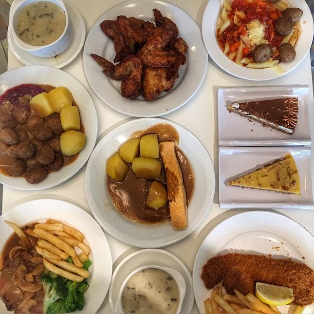 IKEA Food Feast