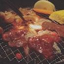 Australian Wagyu Beef Set at Gyu-Kaku.