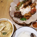 Ok Indo food in a pinch