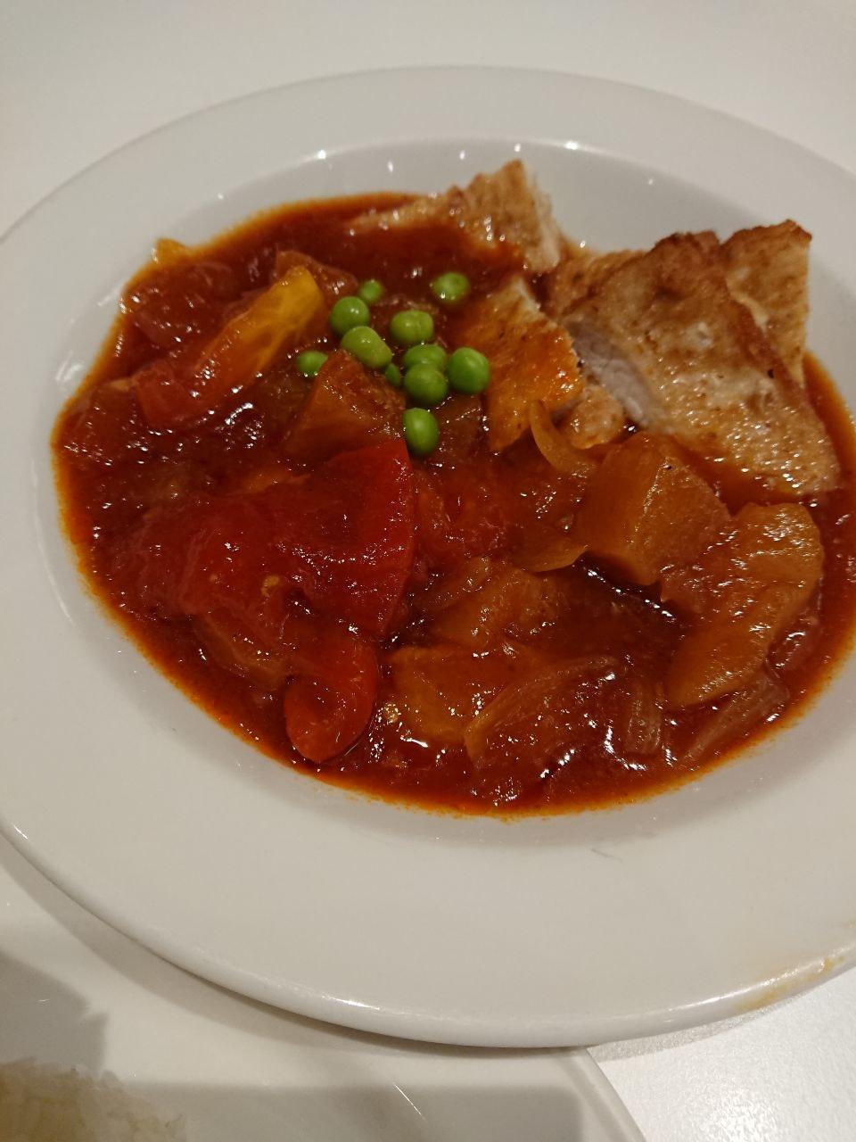 Hainanese Pork Chop Rice