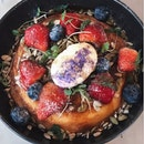 Ricotta Berry Pancake ($14.50)