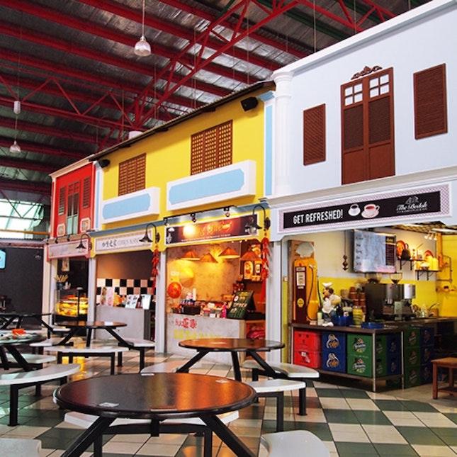The Bedok Marketplace