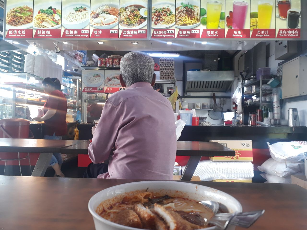 Locals Makan Places