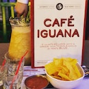 Come For Happy Hour magaritas ($40 Per Jug) And Chips/salsa