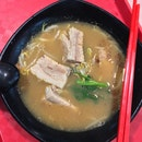 Pork Ribs Soup ($5) @ The Old Stall