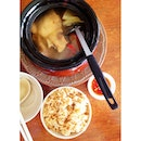 Hearty, tasty Salted Vegetable and Duck Soup