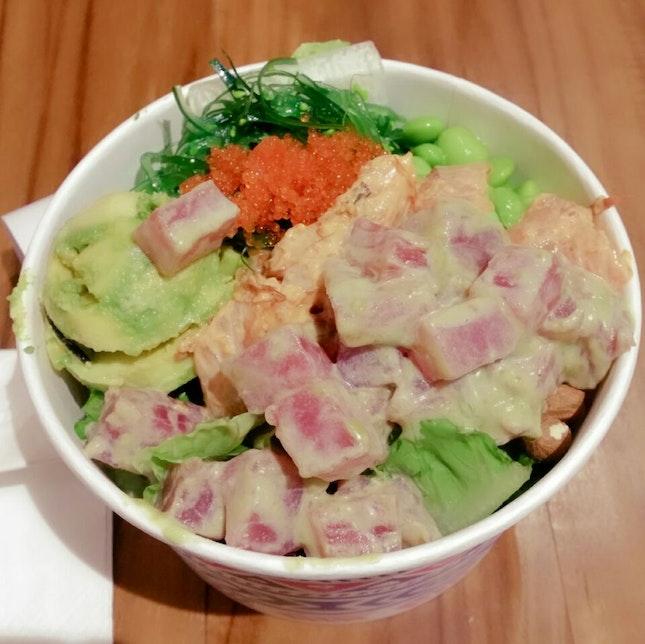Medium Bowl With Premium Topping