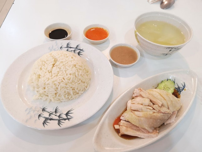 Chicken Rice Set