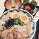 Moridakusan Ramen [$16.90] Received news that they will be closing operations on 12 August 2016.