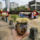 The Smoothest Cendol In Malacca