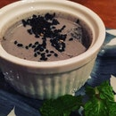 Black Sesame Pudding