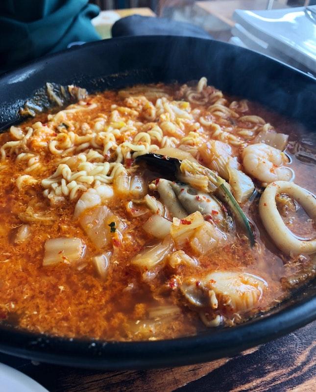 Seafood Ramen