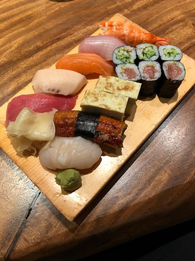 Sushi & Soba Set